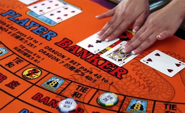 Tangkasnet Terbaru Live Dealer Baccarat Fact About Baccarat